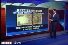 Major lapses in currency printing kept under wraps, UPA government ignored national security