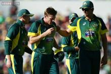 Injury scare for James Faulkner