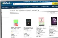 Amazon, Flipkart selling books on sex determination