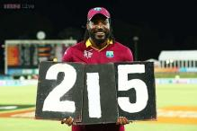 Chris Gayle hits first double ton in World Cup as WI post big win