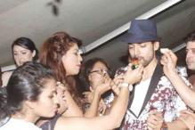 Photos: Inside Gurmeet Choudhary's birthday bash