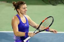 Simona Halep beats Caroline Wozniacki to reach Dubai final