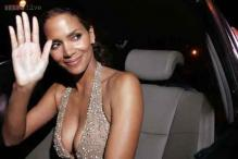 I'm a victim of domestic violence: Halle Berry