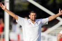 Ashes winner Steve Harmison becomes football manager
