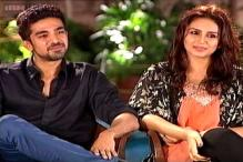 You make me proud: Saqib Saleem on Huma Qureshi's performance in 'Badlapur'