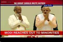 News 360: PM Modi says there is no space for religious intolerance in India