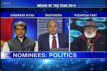 Indian of the year 2014: Political nominees