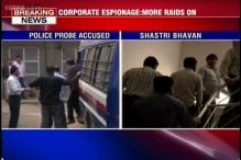 More raids being conducted in corporate espionage scandal case