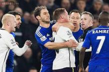 Chelsea and Everton charged for mass scuffle