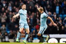 Manchester City grab late point in 1-1 draw with Hull