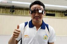 National Games: Jitu Rai bags double gold in 10m pistol shootings