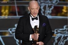 Oscars 2015: JK Simmons wins best supporting actor for 'Whiplash'