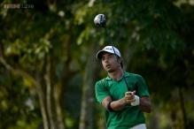 Golfer Jyoti Randhawa fires 65 to share ninth spot in Thailand