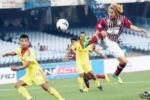 I-League: Mohun Bagan edge past Pune; Salgaocar beat East Bengal