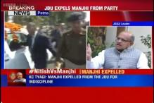 Political crisis in Bihar: Chief Minister Jitan Ram Manjhi expelled from JD(U), says KC Tyagi