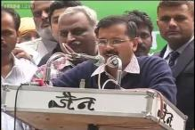 Delhi CM Kejriwal meets CAG to discuss status of scrutiny of discoms