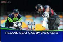 Kings of Cricket: Ireland beat UAE by two wickets in World Cup