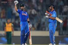 World Cup Exclusive: Dhoni shouldn't fiddle with batting order, says Kiran More
