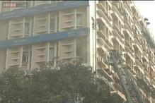 Kolkata: Fire on the 5th floor of Himalaya House in Chowringhee