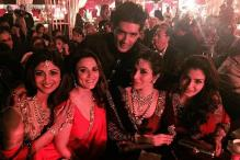 Photo of the day: Shilpa Shetty, Preity Zinta, Raveena Tandon dazzle at Sanjay Hinduja's wedding
