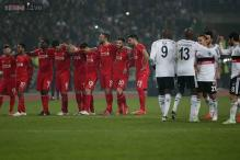 Europa League: Liverpool knocked out by Besiktas in shootout, holders Sevilla win