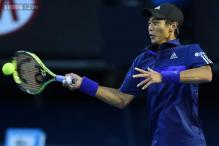 Lu Yen-hsun upsets top-seeded Kevin Anderson in Delray Beach