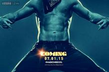 Channing Tatum reveals first 'Magic Mike XXL' poster on Twitter