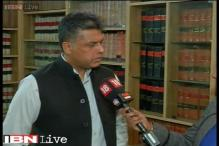BJP has been taught a lesson for being arrogant: Congress leader Manish Tewari