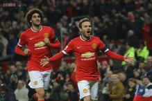 Manchester United beat 4th tier Cambridge in FA Cup replay