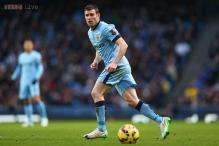 Manchester City cannot afford any more slip-ups, says James Milner