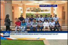 Campus calling: What does young India want from Budget 2015?