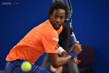 Gael Monfils saves five set points in 1st-round of Open 13