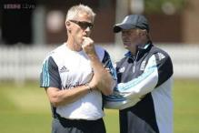 World Cup: England coach Moores under increasing pressure, says Vaughan