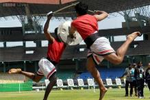 Haryana leads gold rush on opening day of National Games