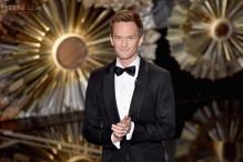 Host Neil Patrick Harris kicks off 'whitest' Oscars