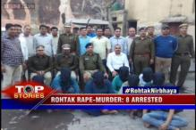 News 360: Eight people arrested in Rohtak rape-murder case
