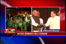 News 360: Nitish Kumar wants floor test, knocks President's door