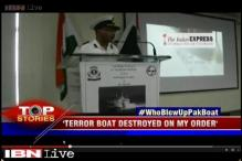 News 360: Video nails Coast Guard DIG, seen boasting 'we blew off the Pakistan' boat