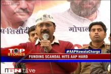 News 360: AAP caught in funding scandal, BJP accuses of money laundering