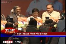 BJP vision document calls Northeast Indians immigrants, later says it's a clerical error