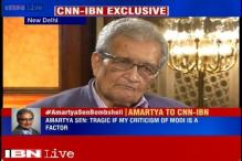 Exclusive: Criticism of Modi should not impact my academic integrity, says Amartya Sen