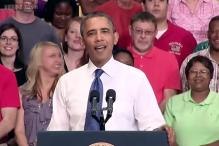 Watch: Barack Obama Singing Uptown Funk
