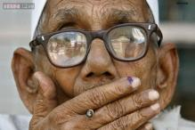 Delhi elections: Elderly people turn up to vote in large numbers