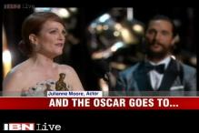 Catch all the action of Oscar Awards 2015