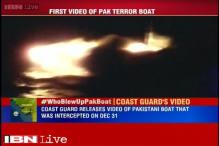 News 360: After controversy, Coast Guard releases video of Pakistan 'terror' boat