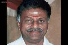 O Panneerselvam shifts to CM seat in Tamil Nadu Assembly