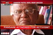Rationalist Govind Pansare said to be stable though still on ventilator support