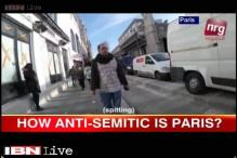 Watch: Man wearing Jewish headgear walks for 10 hours in Paris, verbally abused