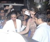 Photos: Gauri Khan joins Kareena Kapoor, Jacqueline Fernandez for Zoya Akhtar's bash