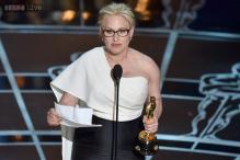 Why Patrica Arquette's Oscar acceptance speech got the loudest cheer including that of fellow nominee Meryl Streep